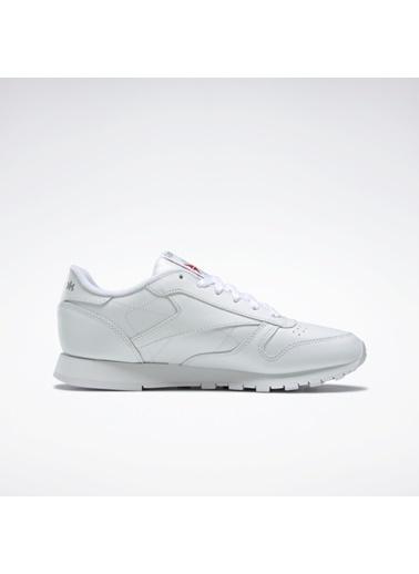 Reebok Classıc Leather Ayakkabı Beyaz